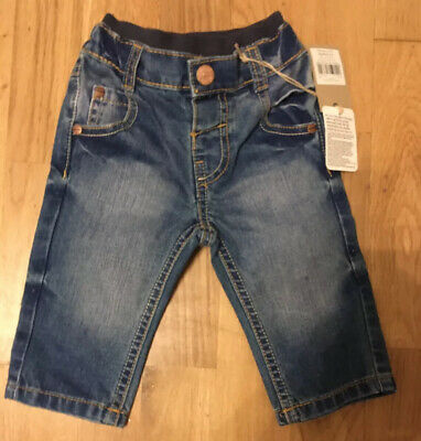 Mothercare Baby Boys Jeans Size age 3-6 Months Brand New With Tags
