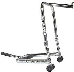 Powerstands Racing Max Rear Stand BLACKMAX Black