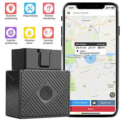 3G 4G Ti6000 REAL TIME GPS LIVE CAR VEHICLE TRACKER TRACKING DEVICE SPY HIDDEN I