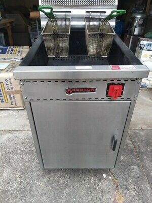 Cookon deep fryer gas