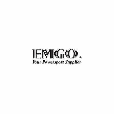 Emgo OEM Type Replacement Foot Pegs 54-20010