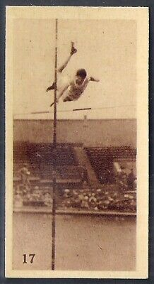 Phillips-Olympic Champions Amsterdam 1928-#17- Pole Vaulting - Bond