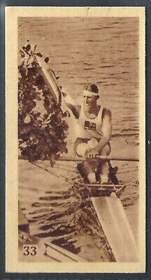 Phillips-Olympic Champions Amsterdam 1928-#33- Rowing - Pearce