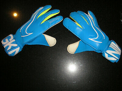 Nike Gk Vapor Grip 3 Elite Goalkeeper Gloves Size 8 Model Gs3884 486 Rrp £90