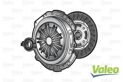 Clutch Kit 3pc (Cover+Plate+Releaser) fits KIA STONIC YB 1.6D 2017 on D4FB Valeo