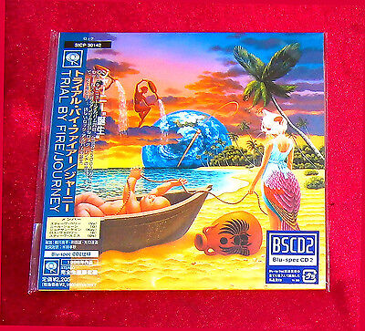 Journey Trial By Fire MINI LP CD BSCD2 BLU SPEC 2 JAPAN SICP-30142
