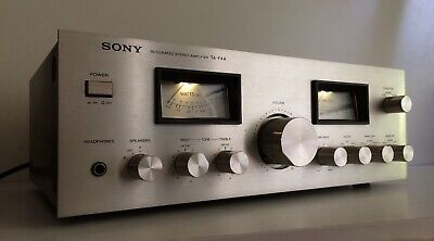 Vintage HIFI Sony TA-F4A Integrated stereo amplifier RARE