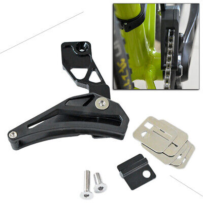 FOURIERS Bike 1S x8 9 10 11 Drive Seat Tube Clamp Guard Direct Mount chain Guide