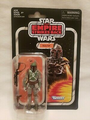 Star Wars 3.75 Vintage Collection BOBA FETT VC09 Reissue 2019 New MOC