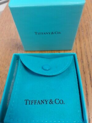 GENUINE Tiffany & Co. 1837 Collection Sterling Silver Concave Band Ring 1997