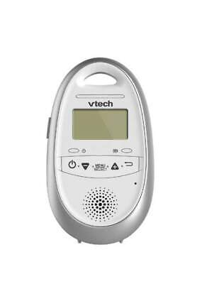 New Vtech DM521-2 Safe & Sound DECT 6.0 Digital White Audio Baby Monitor