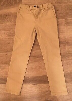 Polo Ralph Lauren Boys Beige Cotton Chinos Age 6 Years