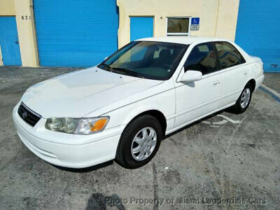 2000 Toyota Camry 4dr Sedan CE Automatic GARAGE KEPT FLORIDA NON-SMOKER FREE SHIPPING LOW MILES GREAT GAS MILEAGE CLEAN