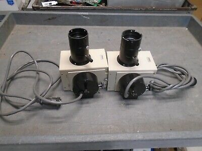 Lot of 2 Olympus Lamp Housing units for Microscopes