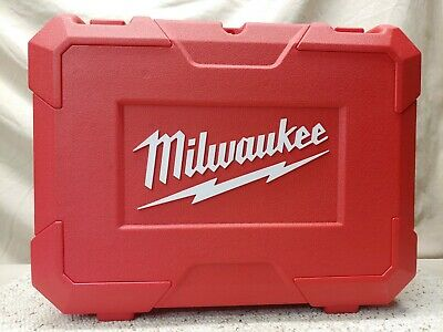"""Milwaukee*Empty Case For 2663-22*18 Volt 1/2"""" M18 High Torque Impact Wrench*New"""