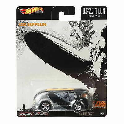 Hot Wheels Pop Culture 2020 - Led Zeppelin Haulin' Gas # 1/5 - In Stock