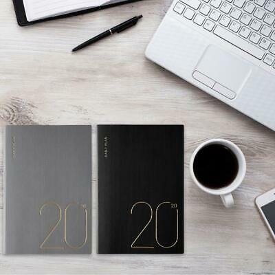 2020 Agenda Planner Daily Weekly Monthly Agenda Journal Notebook Hardcover