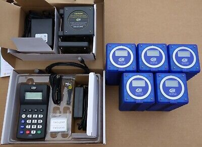 LRS Alpha Pagers Long Range Guest Pager System (50 Pager)