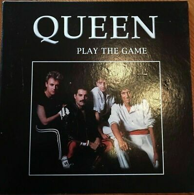 """QUEEN : """"Play The Game - Live in USA 1982"""" (RARE 3 CD)"""