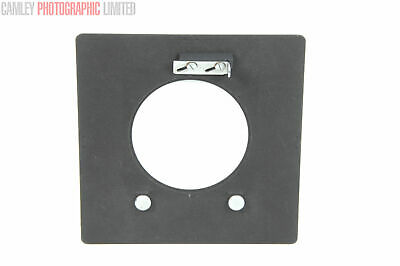 Linhof Monorail Technika Adapter Lens Board. Graded: EXC+ [#9101]