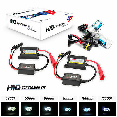 2x H7 Xenon Bulbs 55w 12v White To Fit Headlight Fiat Doblo 263 1.4