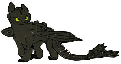 How to Train your Dragon - Toothless Enamel Pin-IKO1644-IKON COLLECTABLES