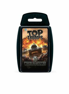 Top Trumps - World of Tanks - Brand New