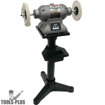 """JET 578218 8"""" Variable Speed Industrial Buffer (Stand not included) New"""