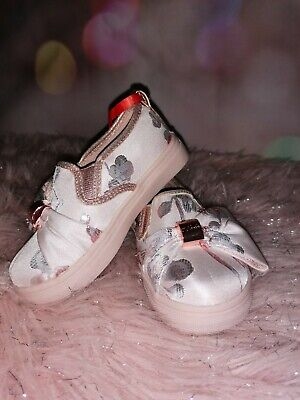 🌸 BNWT Ted Baker Girls Shoes Size 10 🌸
