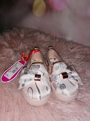 🌸BNWT Ted Baker Girls Shoes Size 6🌸