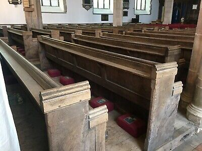 Used Church Pew Approx. 10ft Long