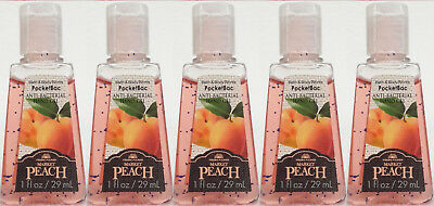 5 Bath&Body Works Fresco Picked - Mercado Melocotón Pocketbac Antibacteriano
