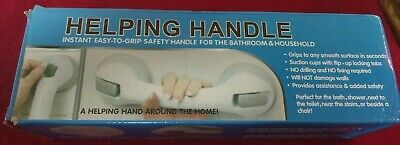 Suction Grip Bathroom Household Safety Handle.