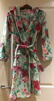 Monsoon Girls Dressing Gown 11-12 Years
