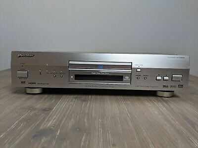 Pioneer Dv868Avi Silver Dvd Player