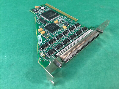 National Instruments PCI 6509 Digital I0 Interface