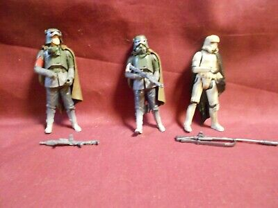 Star Wars/Clone Wars Figure lot: Continued Fight on Mimban