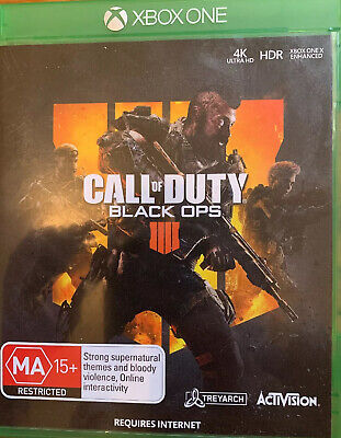 Call Of Duty: Black Ops 4 Xbox One Game