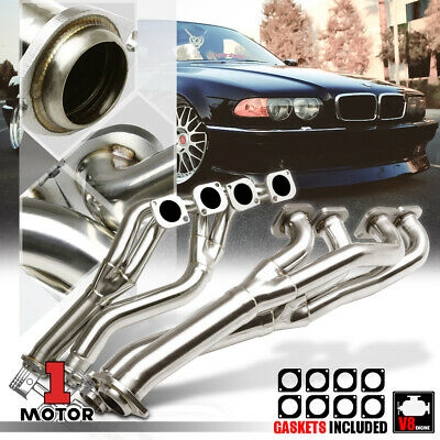 Stainless Steel Exhaust Header Manifold For 72-87 Chevy Monte Carlo 5.0L//5.7LV8