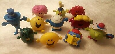 Mr Men, Little Miss, McDonalds Happy Meal Toys (Lot x 11), Collectables