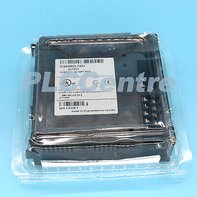 IC693MDL742J Fanuc IC693MDL742 Output Module New In Box