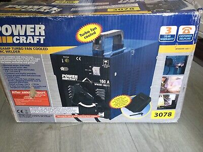 Powercraft Arc Welder
