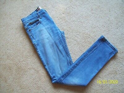 "Boys Blue LEVI 511 Jeans Slim Fit age 16 W30"" L32"""