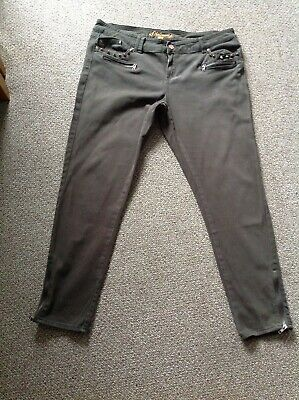 Denim and Co Skinny Jeans Size 18.