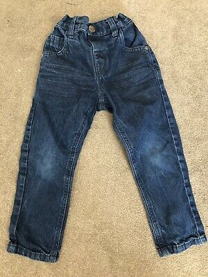 Next Boys Jeans Age 3-4 Years