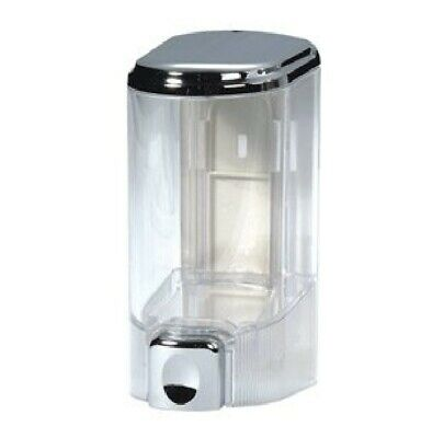 Chrome Lockable Soap Dispensers