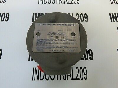 Proximity Rotary Position Indicating Switch 131H 42Wd0J New