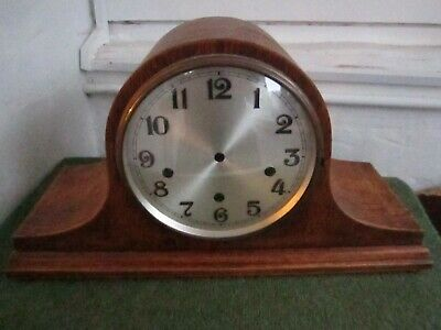 Antique Oak Westminster Chimes Clock Case