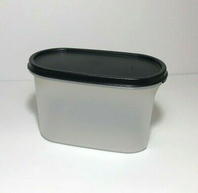 Set of 2 Tupperware Storage Modular Mates MM Oval # 2- with Seal-NEW! 1.1 L