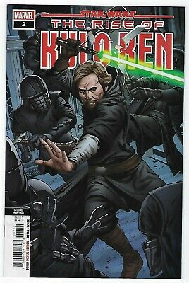 Star Wars Rise Kylo Ren # 2 Variant 2nd Print Cover NM Marvel NM